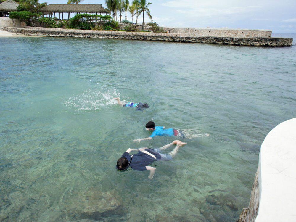Goldeneye Snorkeling