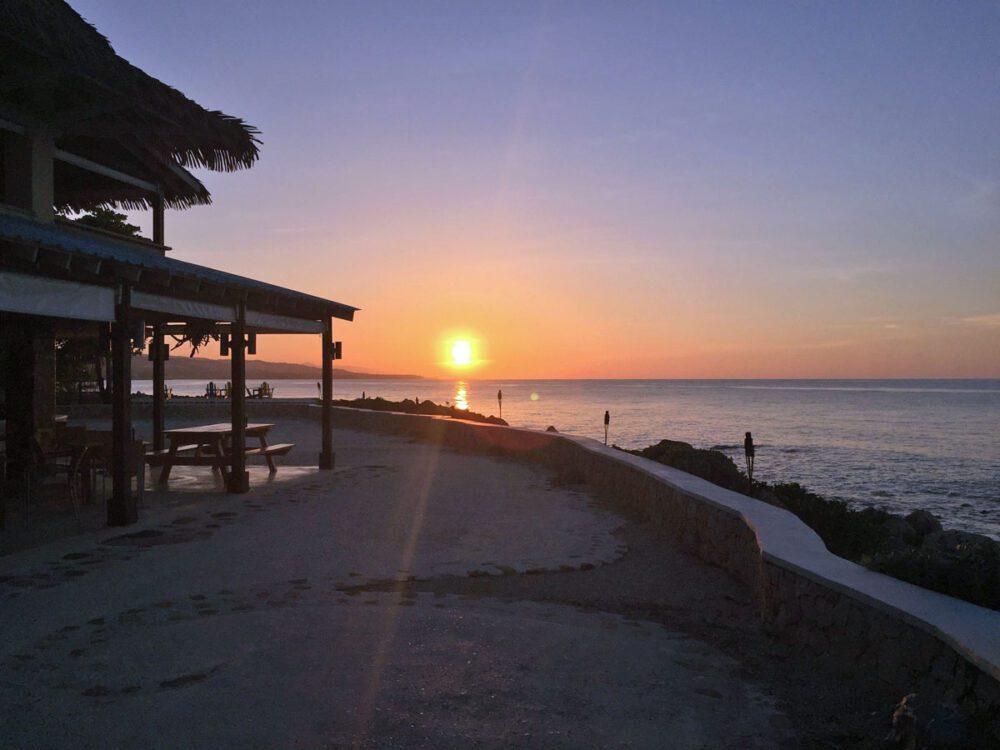 Goldeneye Sunset