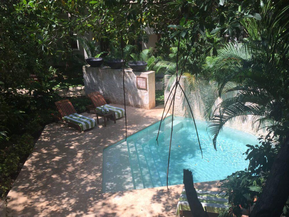 Mahekal Small Pool