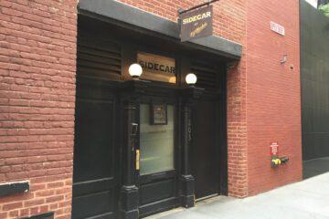Sidecar at PJ Clarke's