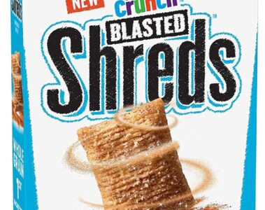 Cinnamon Toast Crunch Blasted Shreds