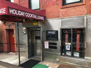 Holiday Cocktail Lounge