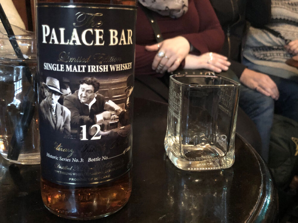 Palace Bar Whiskey