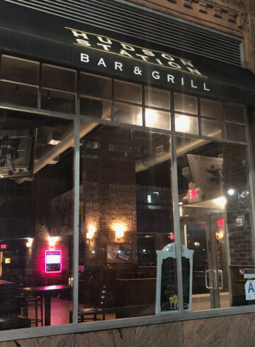 Hudson Station Bar & Grill