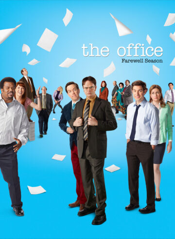 The Office Seasons 1 - 9
