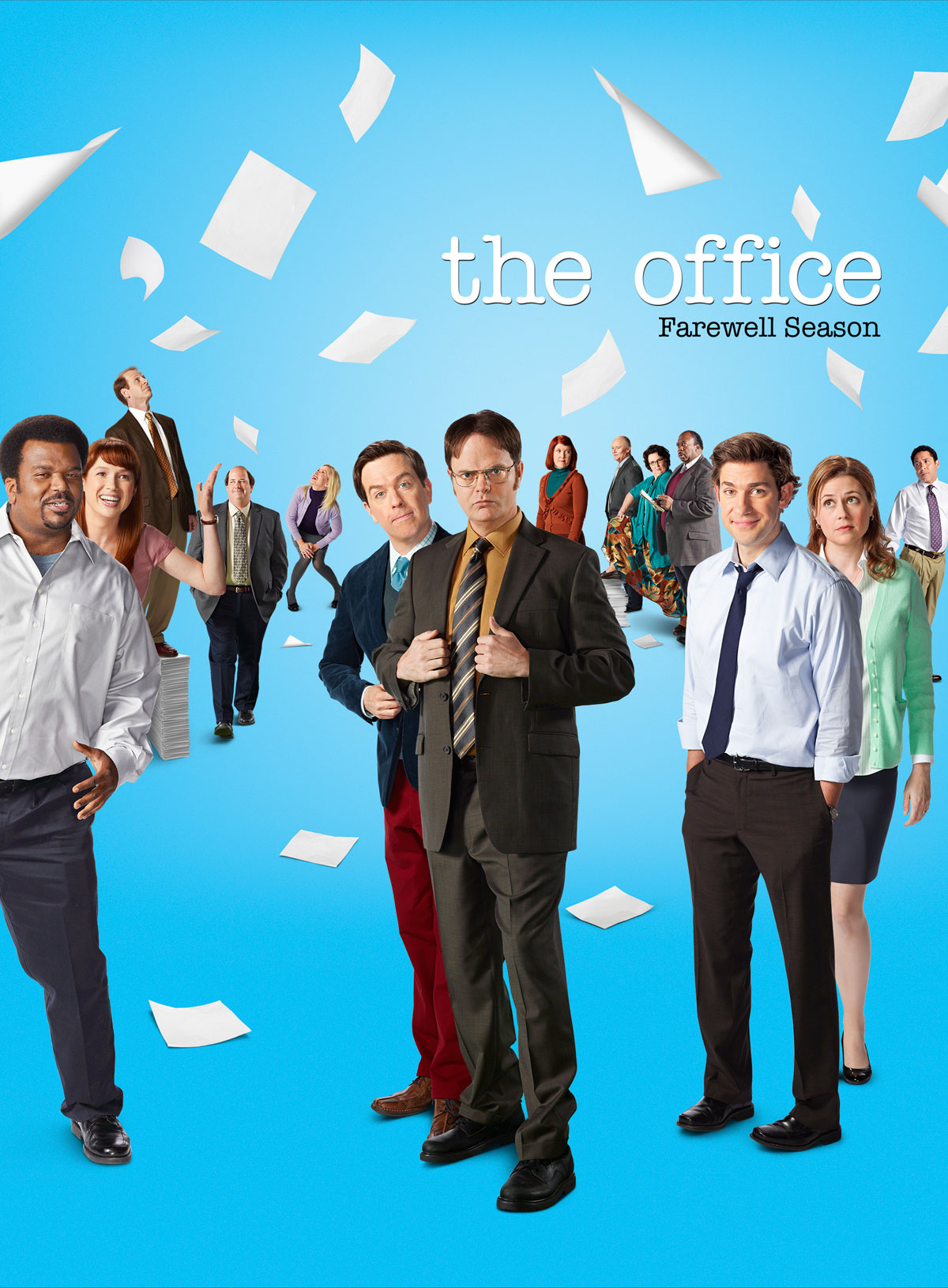 The Office Seasons 1 - 9