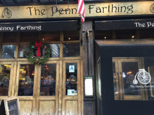 The Penny Farthing