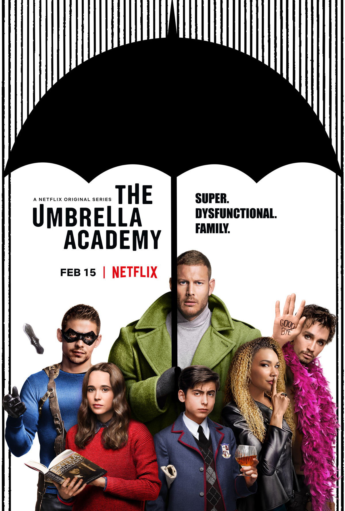 The Umbrella Academy Season 1