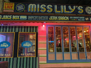 Miss Lily's 7A Cafe