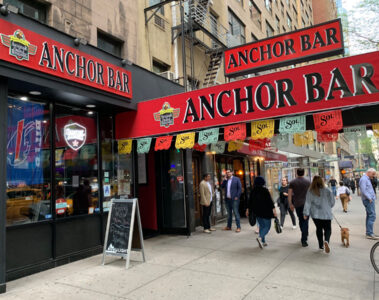 Anchor Bar - NYC