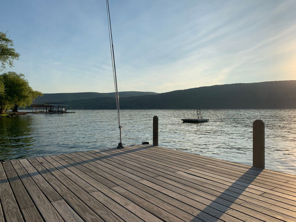 Canandaigua Lake Dock