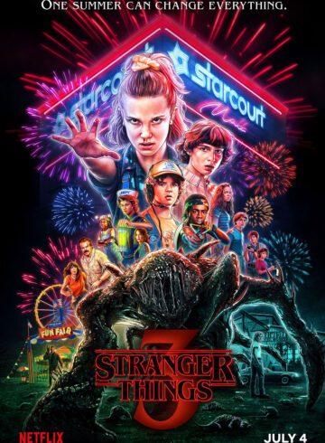 Stranger Things: Season 3