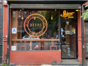 Carmine Street Beers