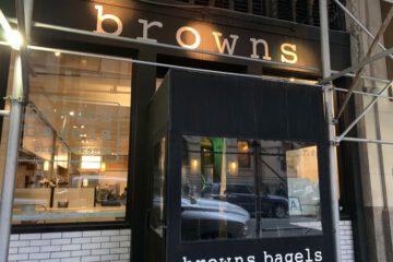 Browns Bagels