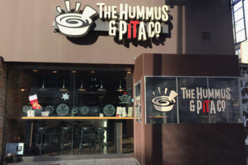 The Hummus & Pita Co. - Chelsea