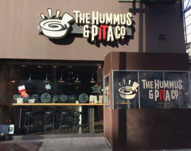 The Hummus & Pita Co. - Chelsea