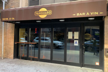 Vanguard Wine Bar - Midtown West