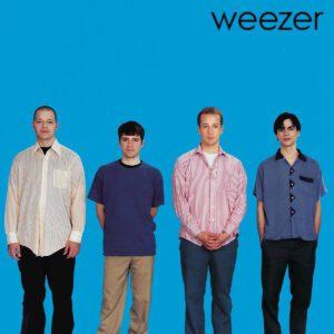 Weezer Blue Album