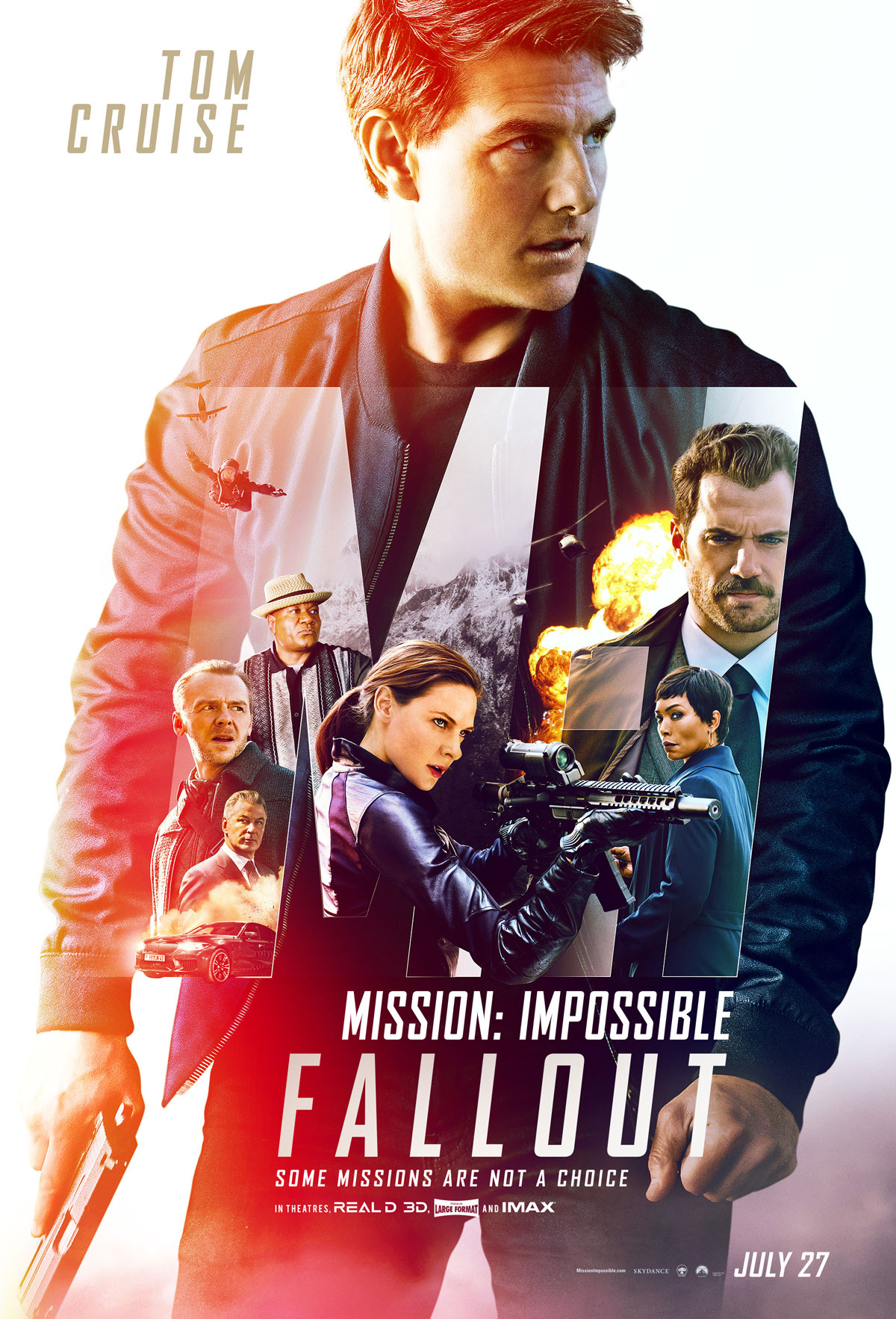 Mission: Impossible —Fallout
