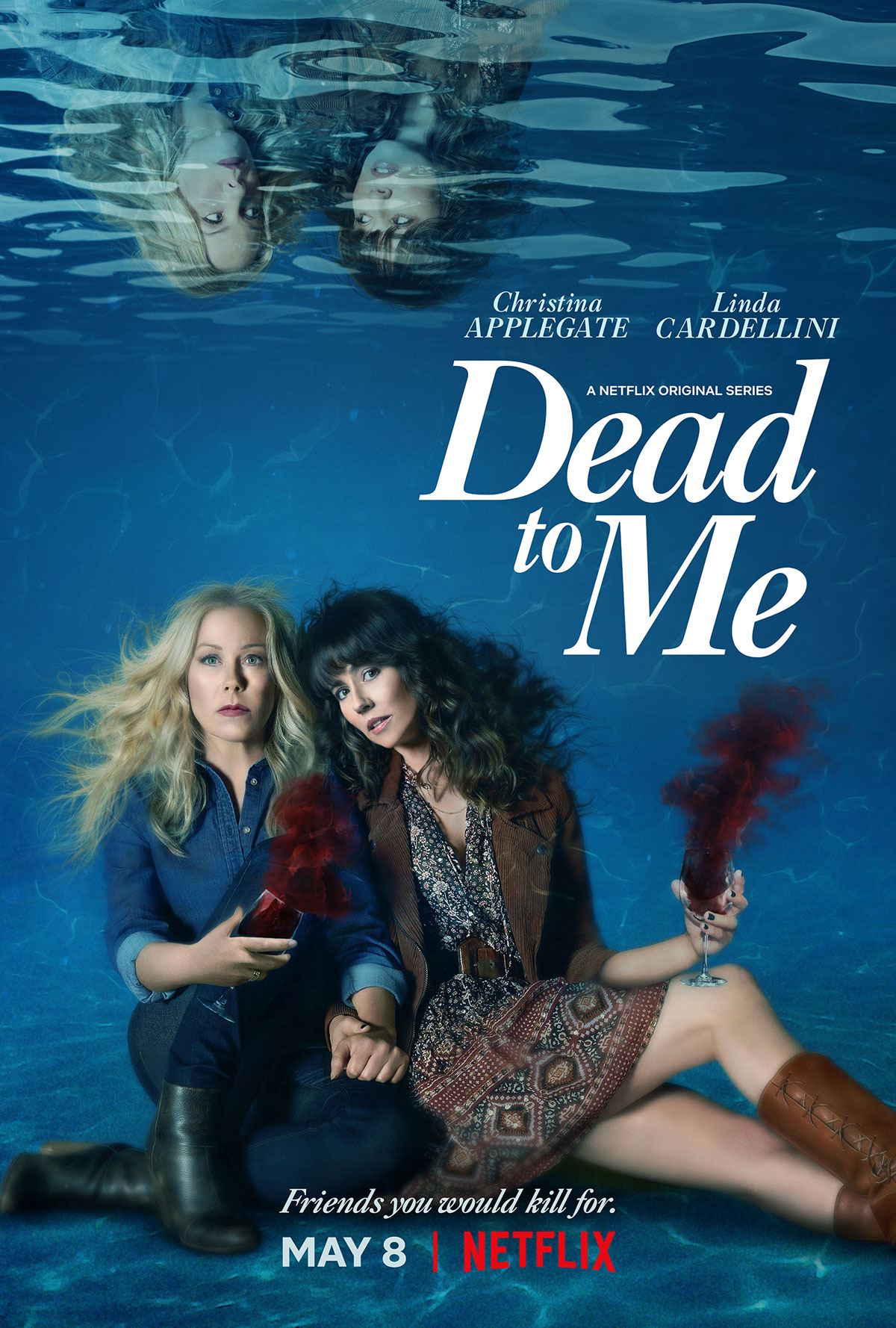 Dead to Me Seasons 1 & 2