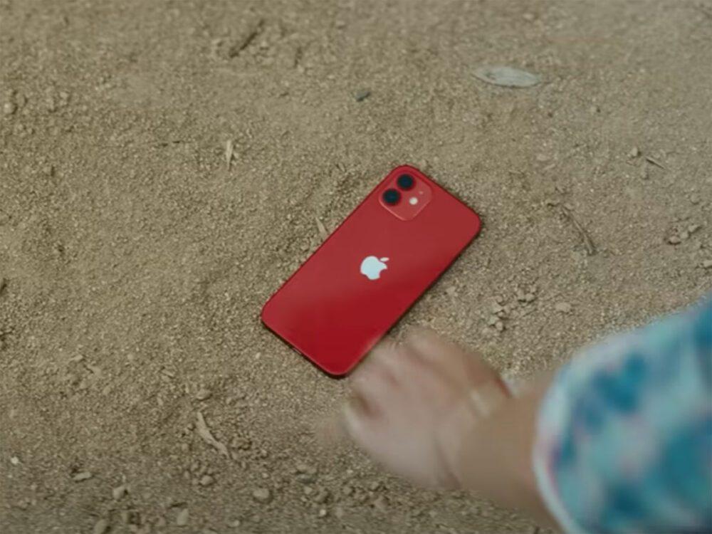 iPhone Dirt