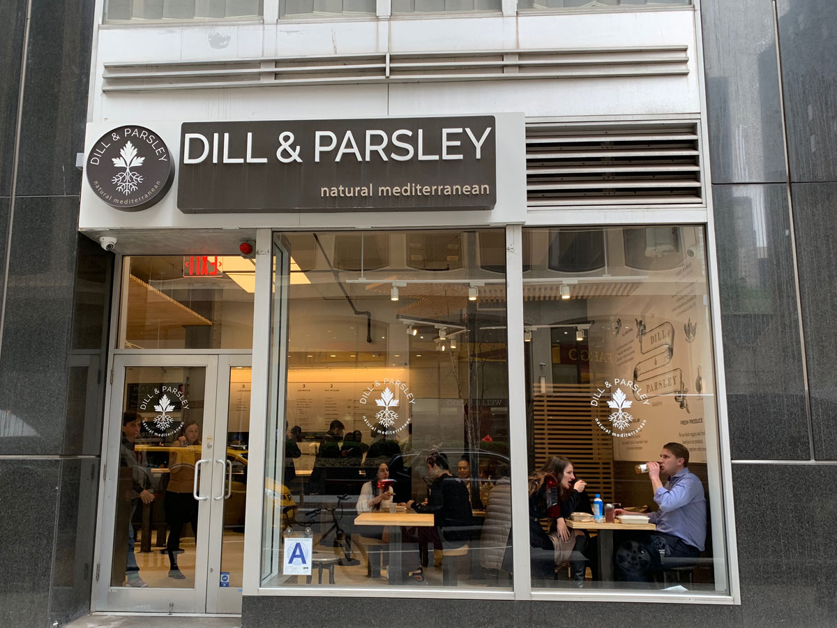 Dill & Parsley - Midtown East